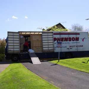 removal van