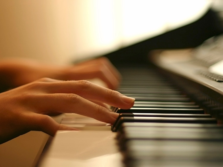 the piano essay